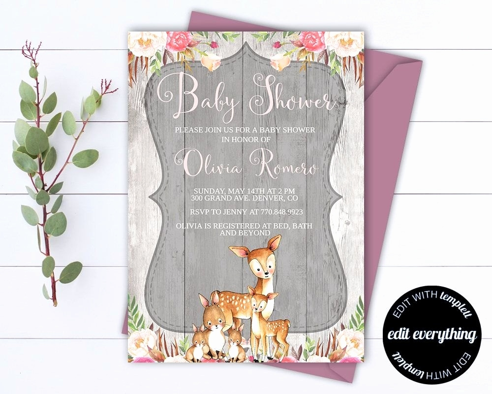 Umzugskarten Post Elegant Umzugskarten Post Luxus Baby Shower Karte Neu Rustic Baby Shower