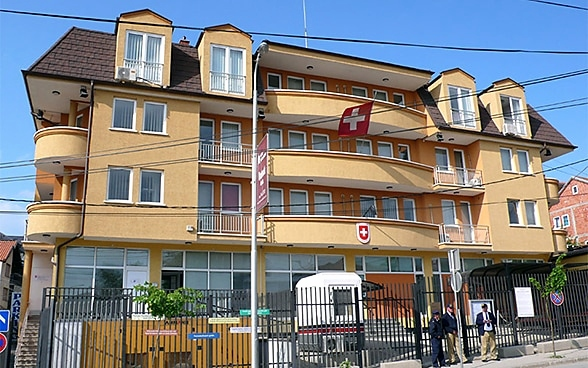 Visum Ukraine Nach Deutschland Schön Embassy Of Switzerland In Kosovo