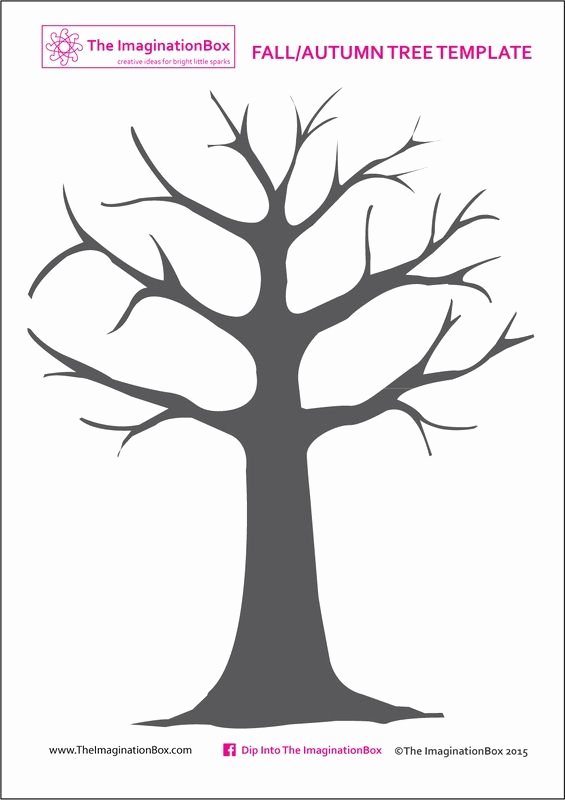 Wedding Tree Vorlage Inspirierend Print This Free Tree Template From the Imaginationbox to Create Your