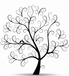 Wedding Tree Vorlage Schön Custom Wedding Tree Clipart Best Clipart Best Me