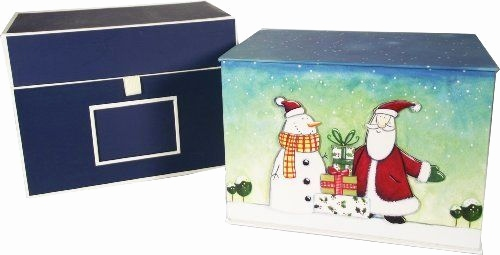 Weihnachtskarten Gruse Schön Value Set Of 2 Handmade Greeting Cards with Decorative Reusable