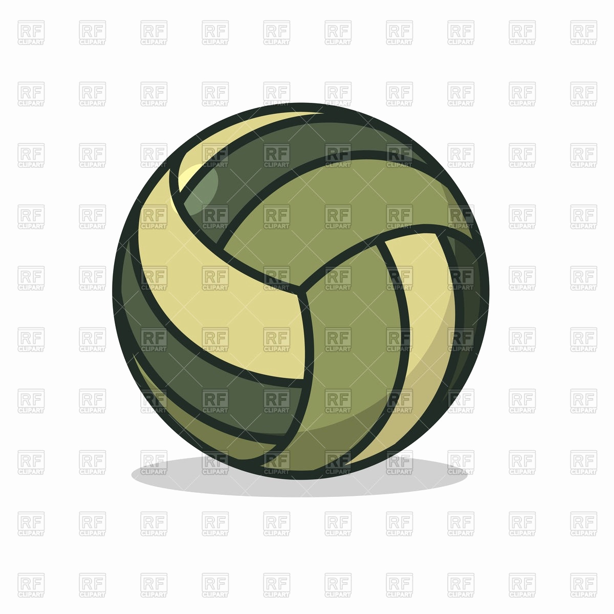 Www Bilder De Kostenlos Elegant Volleyball Template New Volleyball Ball Seamless Pattern Royalty