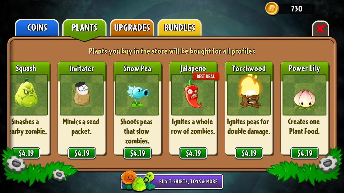 Www Pflanzen Gegen Zombis Best Test Plants Vs Zombies 2 Its About Time