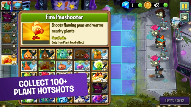 Www Pflanzen Gegen Zombis Genial Plants Vs Zombies™ 2 On the App Store