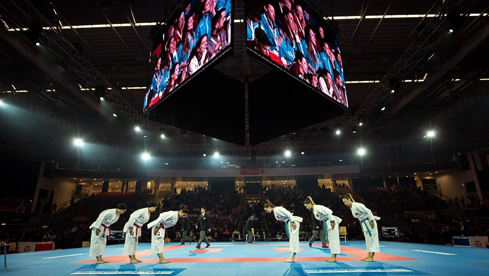 Xtreme Jump Ulm Best World Karate Federation