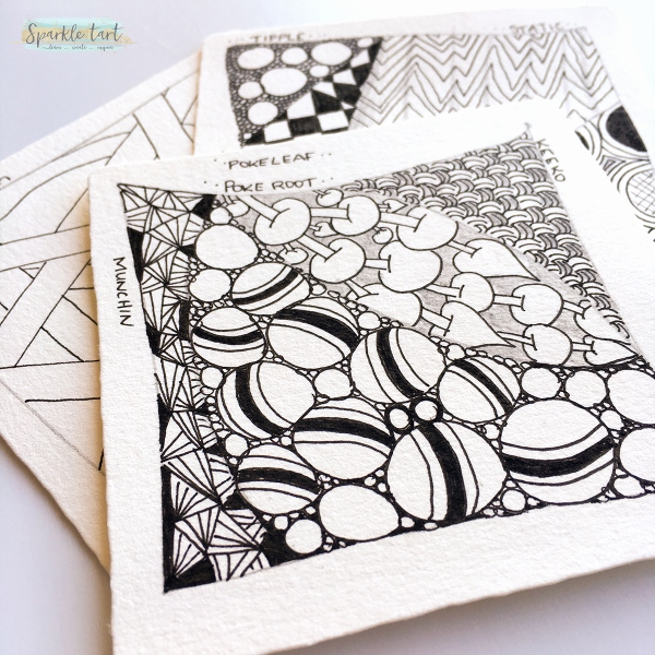 Zentangle Pattern Books Einzigartig What are the 5 Styles Of Doodling Sparkle Tart Creating Art that