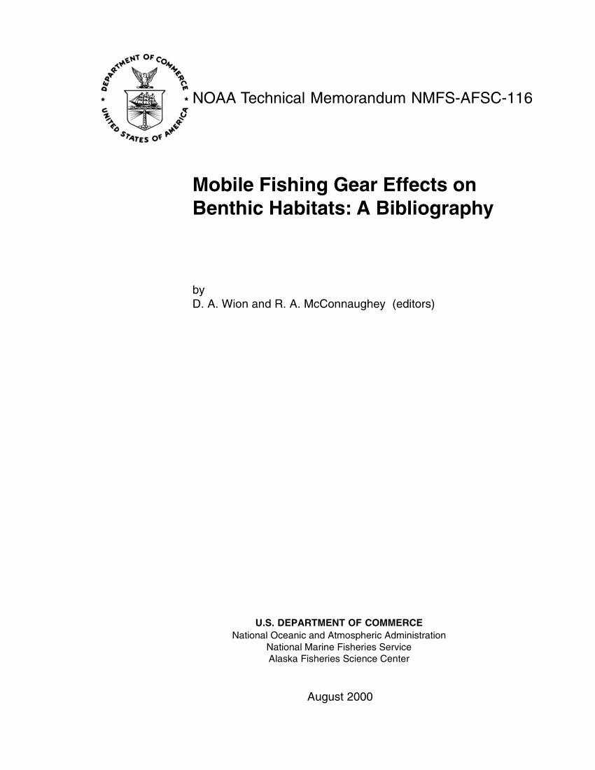 Zoobe Com Kostenlos Deutsch Elegant Pdf Mobile Fishing Gear Effects On Benthic Habitats A Bibliography