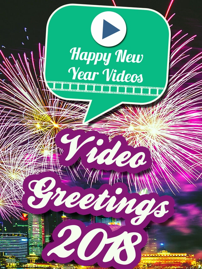 Zoobe Com Kostenlos Deutsch Frisch Video Greetings 2018 New Year On the App Store
