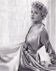 Emmie Gray Rosen Elegant Shelley Winters
