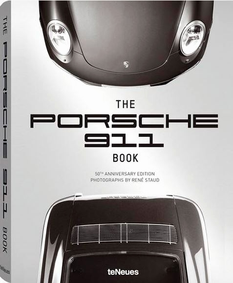 "Staud Media Light Genial René Staud ""the Porsche 911 Book"" Small Edition"