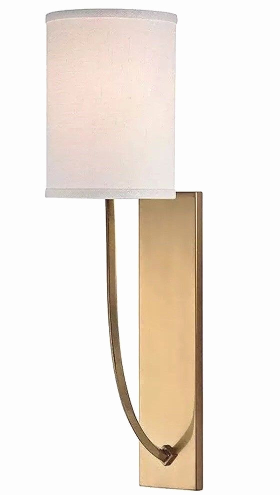 Schreibtisch Industrial Design Inspirierend Valley Lighting Aged Brass Wall Sconce W 1 Light 60w New Colton
