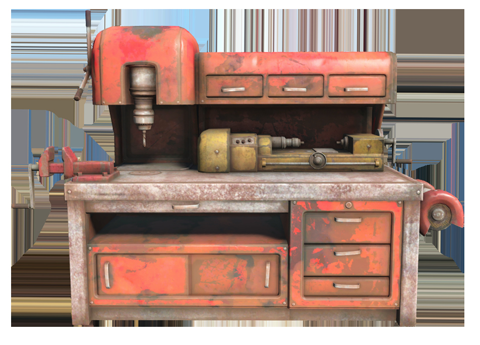Sideboard Mit Led Frisch Workshop Fallout 76 Fallout Wiki