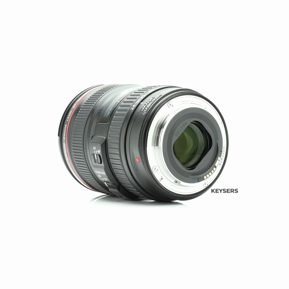 Usm Quick Ship Neu Canon 24 105mm F4 is L Usm Lens Brand New