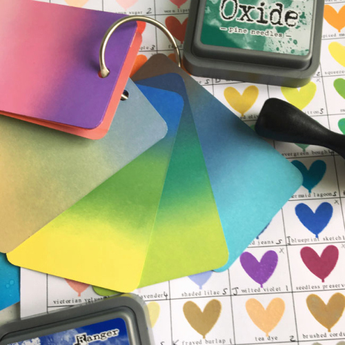 Adventskalender to Go Stampin Up Einzigartig Kool Kitty Musings Pretties