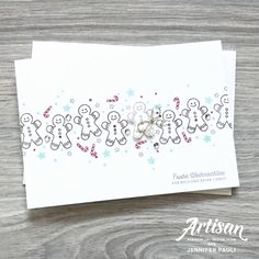 Adventskalender to Go Stampin Up Genial 17 Best Stampin Up Tags & Tidings Images In 2018