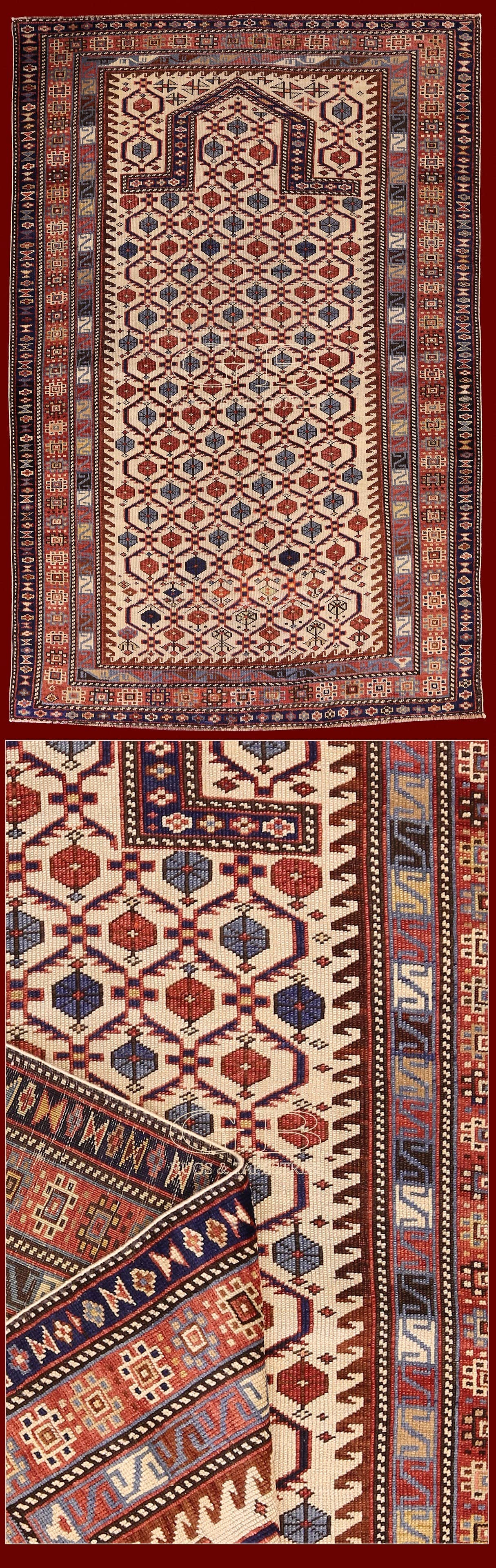 Kelim Teppich Ebay Best Antique Shirvan Rug Caucasus 178 X 118 Cm 5 84 X 3 87 Ft Cod