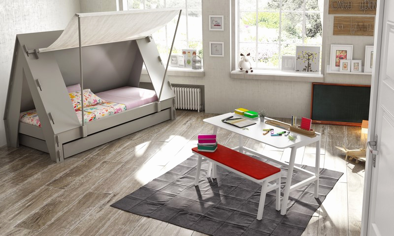 Mathy by Bols Luxus Chambre Enfant Bois Massif Affordable Kagu Chrisi Junior Lit Lit