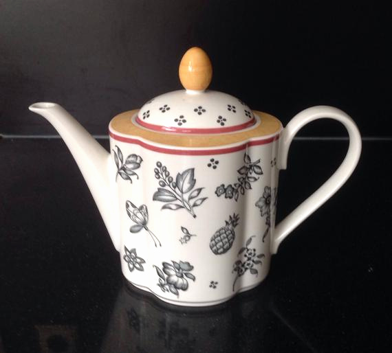 Switch 3 Villeroy Und Boch Inspirierend Villeroy and Boch Switch Plantation Simla Gallo Design Coffee Pot Teapot New and Unused