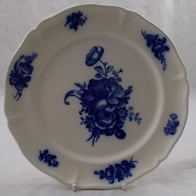 Switch 3 Villeroy Und Boch Schön Villeroy & and Boch Strasbourg Bleu Rose Salad Plate Open Flower Flow