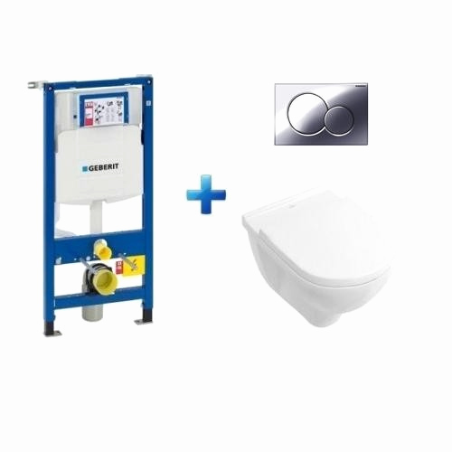 Villeroy Boch Subway Wc Luxus Pack Wc Suspendu Villeroy Et Boch O Novo 9m
