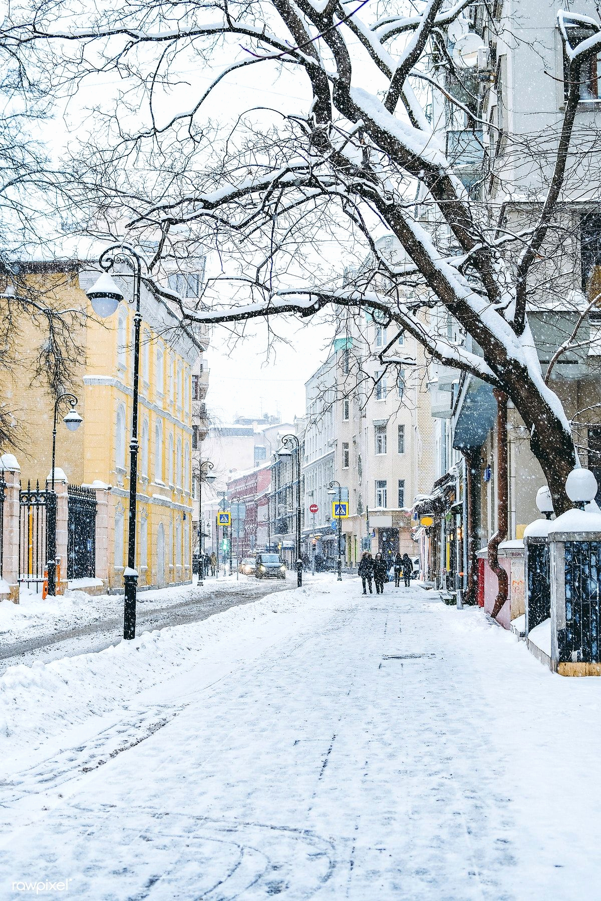 Www Coolphotos De Kostenlos Luxus Moscow City In Winter Free Image by Rawpixel