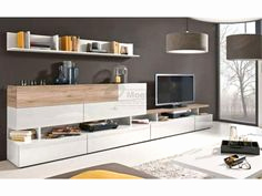 Arte M Wohnwand Best Sectional Wall Mounted Tv Wall System Inclinart 280