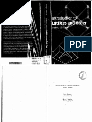 Danke Nachbarn Sprüche Elegant Epdf Pub Introduction to Lattices and order Second Edition Pdf