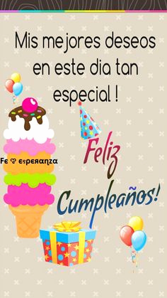 Happy Birthday Spanisch Genial 28 Best Happy Birthday In Spanish Images