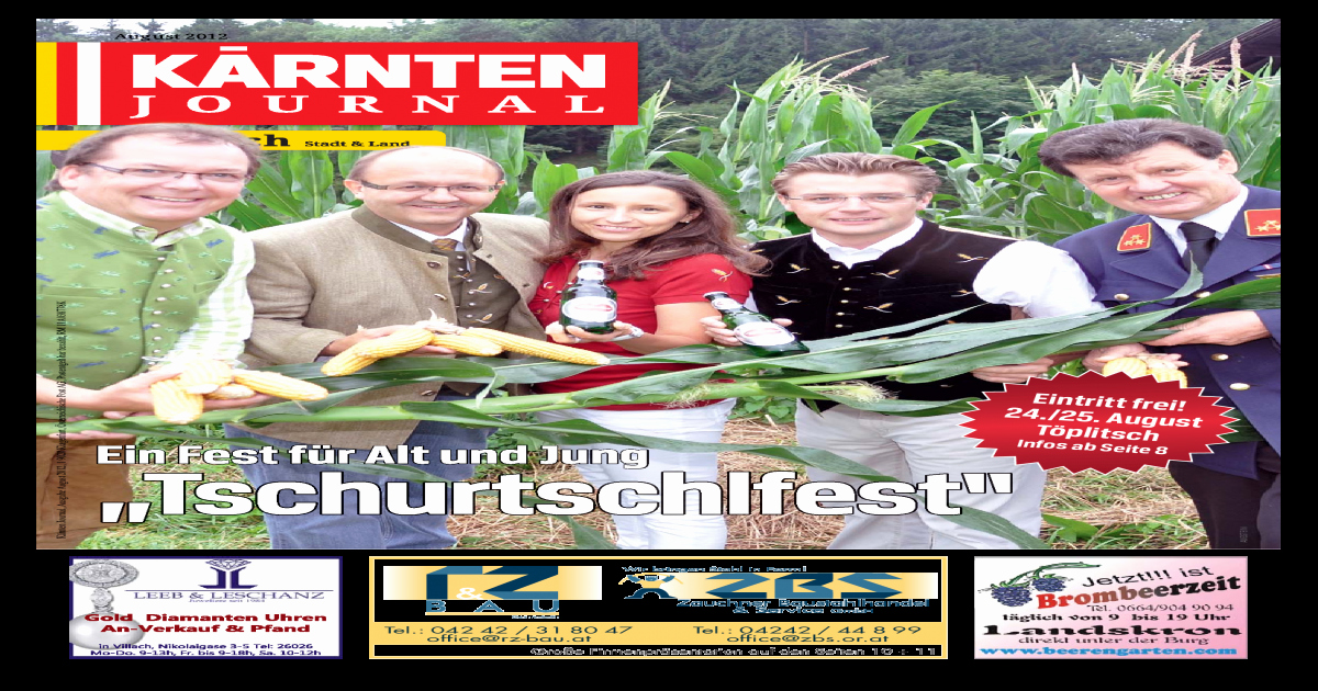 Haus Aufstocken Ideen Neu Krnten Journal Villach August [pdf Document]