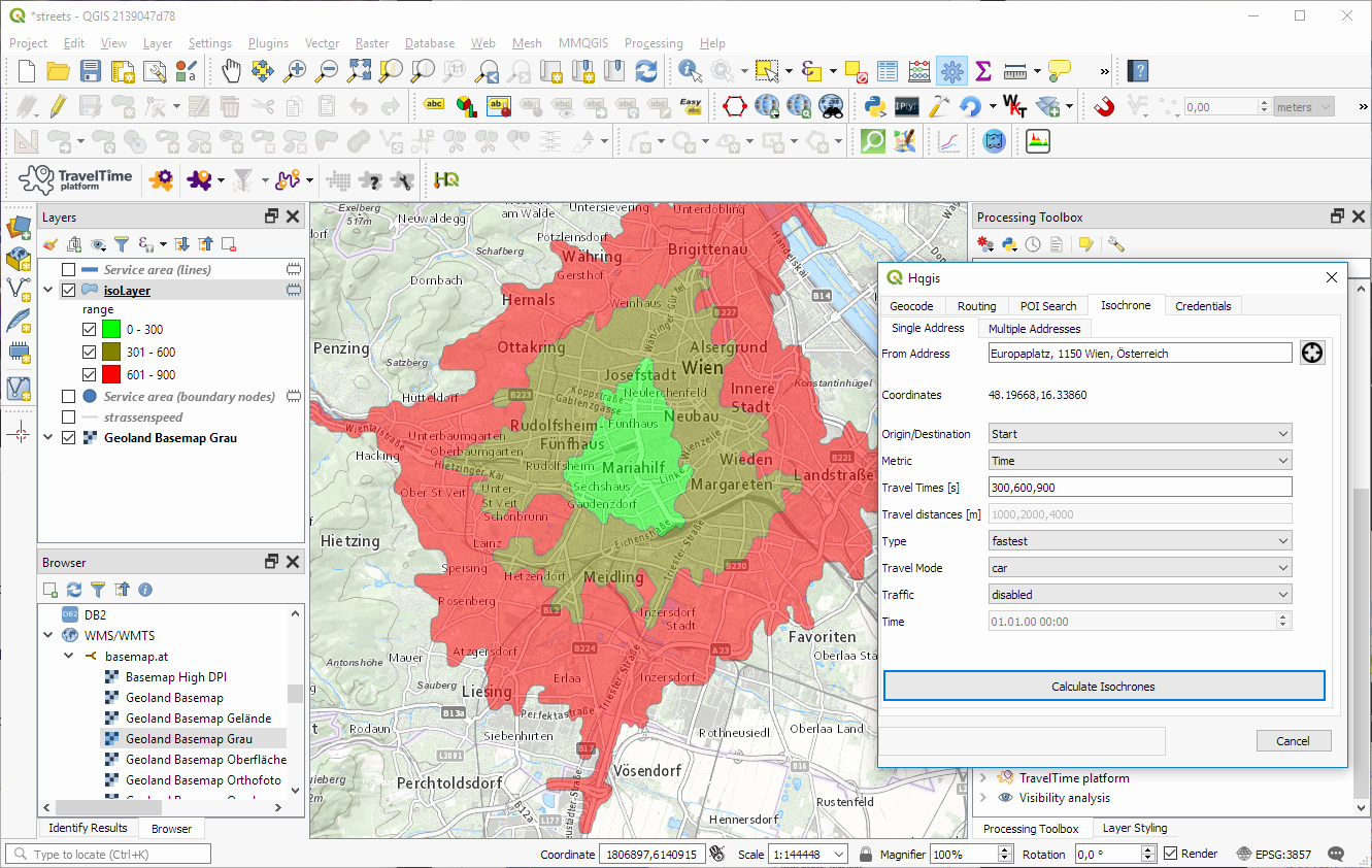 Haus Planen software Neu Qgis Plugins Planet