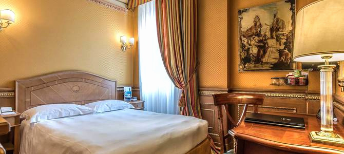 Roba Room Bed Luxus River Palace Hotel Roma Sito Ufficiale
