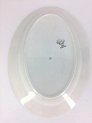 Villeroy Boch Flow Best Antique Villeroy Boch Wallerfangen Adam Rose Platter 10