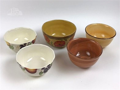 Villeroy Und Boch Geschirr Weiß Best 5 assorted Stoneware Bowls Other Items for Sale 1 Listings